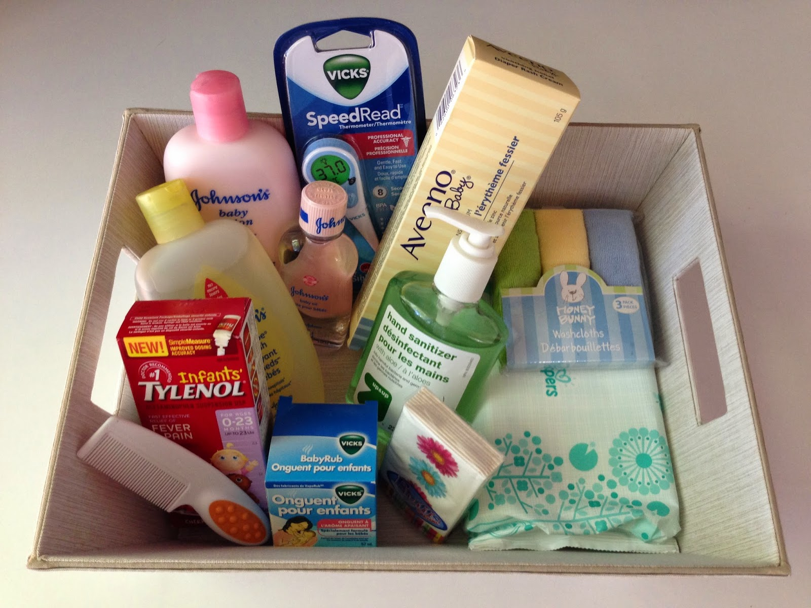a splendid messy life baby shower gift idea  mama's medicine cabinet, Baby shower