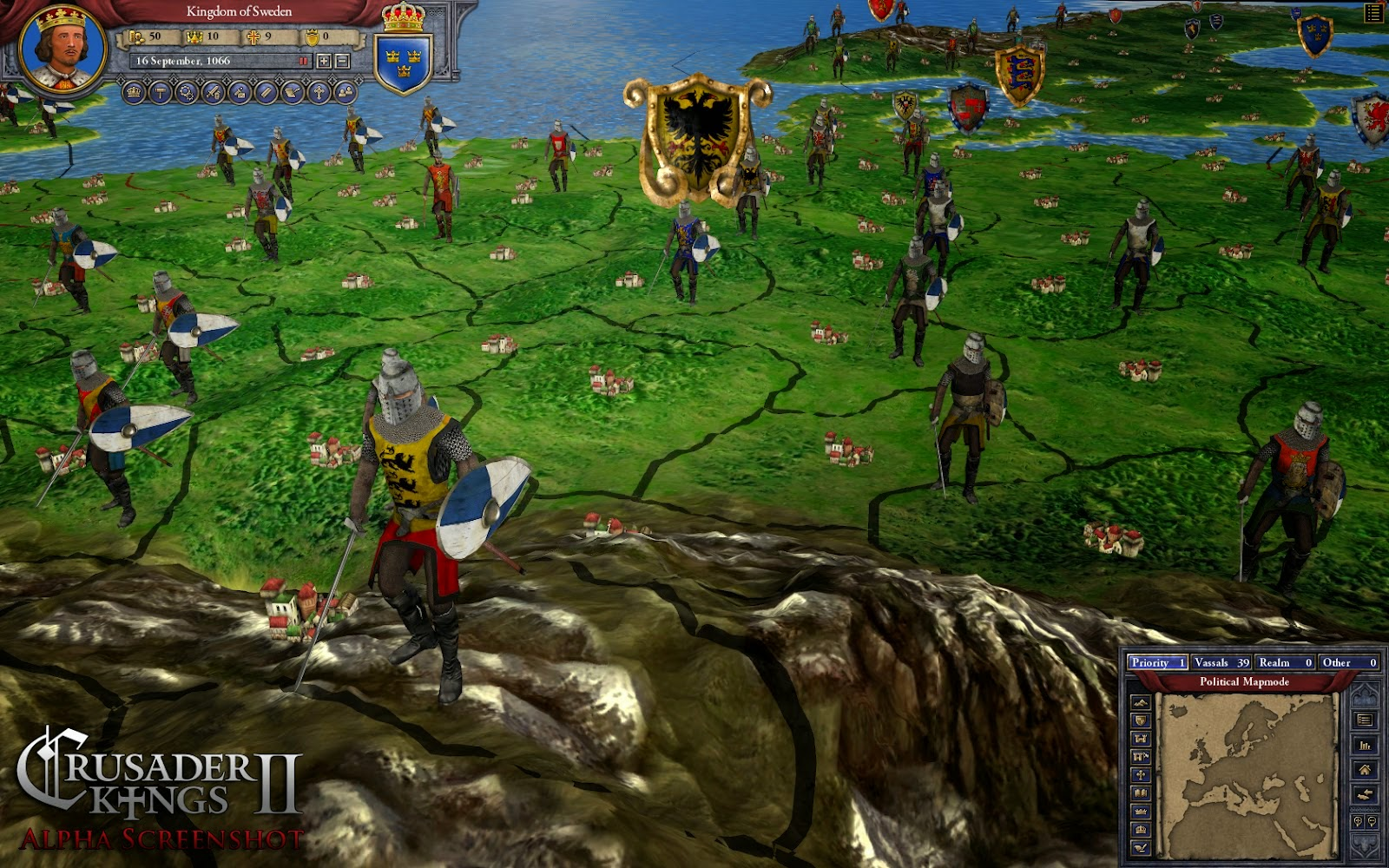 Crusader Kings 2 para Linux