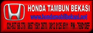DEALER HONDA TAMBUN BEKASI