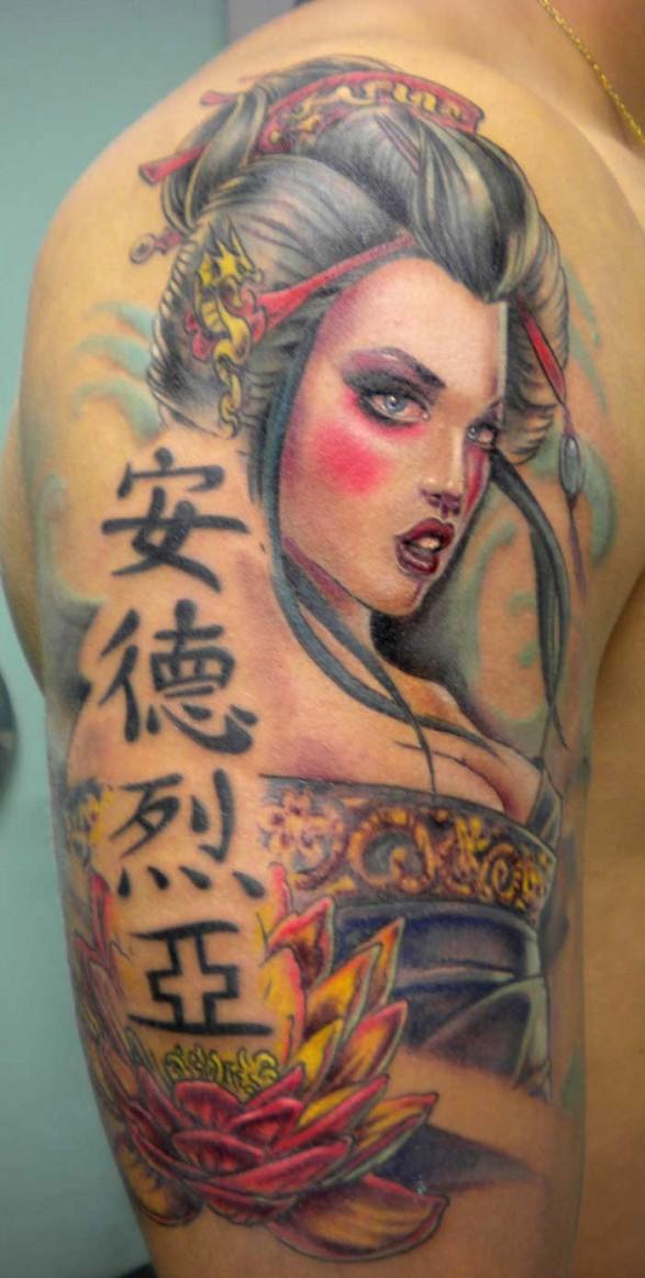 Tattooz Designs: Japanese Tattoo Designs| Japanese Tattoo Idea