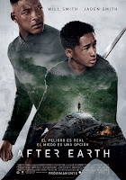 Will Smith, Jaden Smith, Isabelle Fuhrman, Zoë Kravitz, M. Night Shyamalan, After Earth, Kitai Raige, Cypher, Making Of, estrenos de la semana, Premiere, Gilbert Soto, Gary Whitta