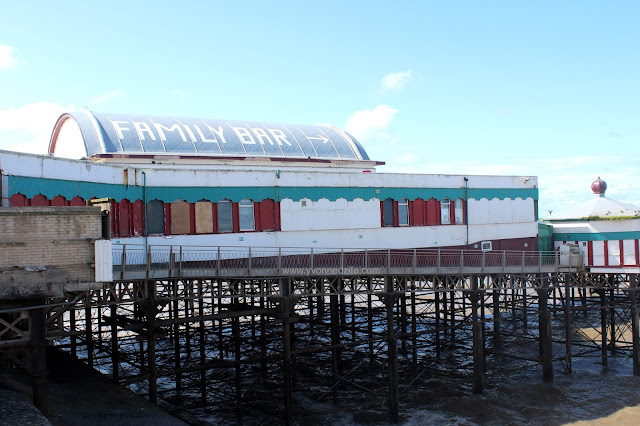 Blackpool North Pier Family Bar