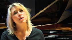 La patria vibra en la música de Gabriela Montero
