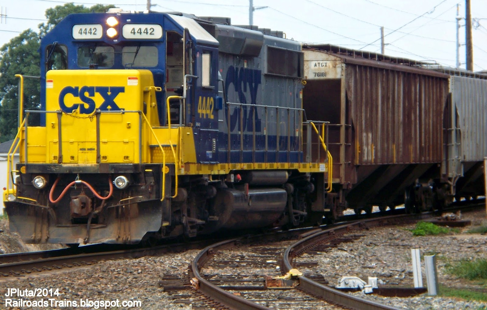 conrail csx Gridlock envelops ns, csx lines split of conrail results in sluggish operations,  traffic delays cleveland -- csx and norfolk southern have stumbled through .
