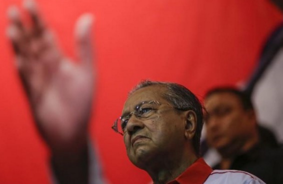 Ucapan Presiden Umno Hanya Untuk Pertahankan Diri - Tun Mahathir