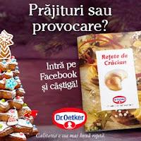 Dr. Oetker - Iarna asta, dorintele tale se indeplinesc !