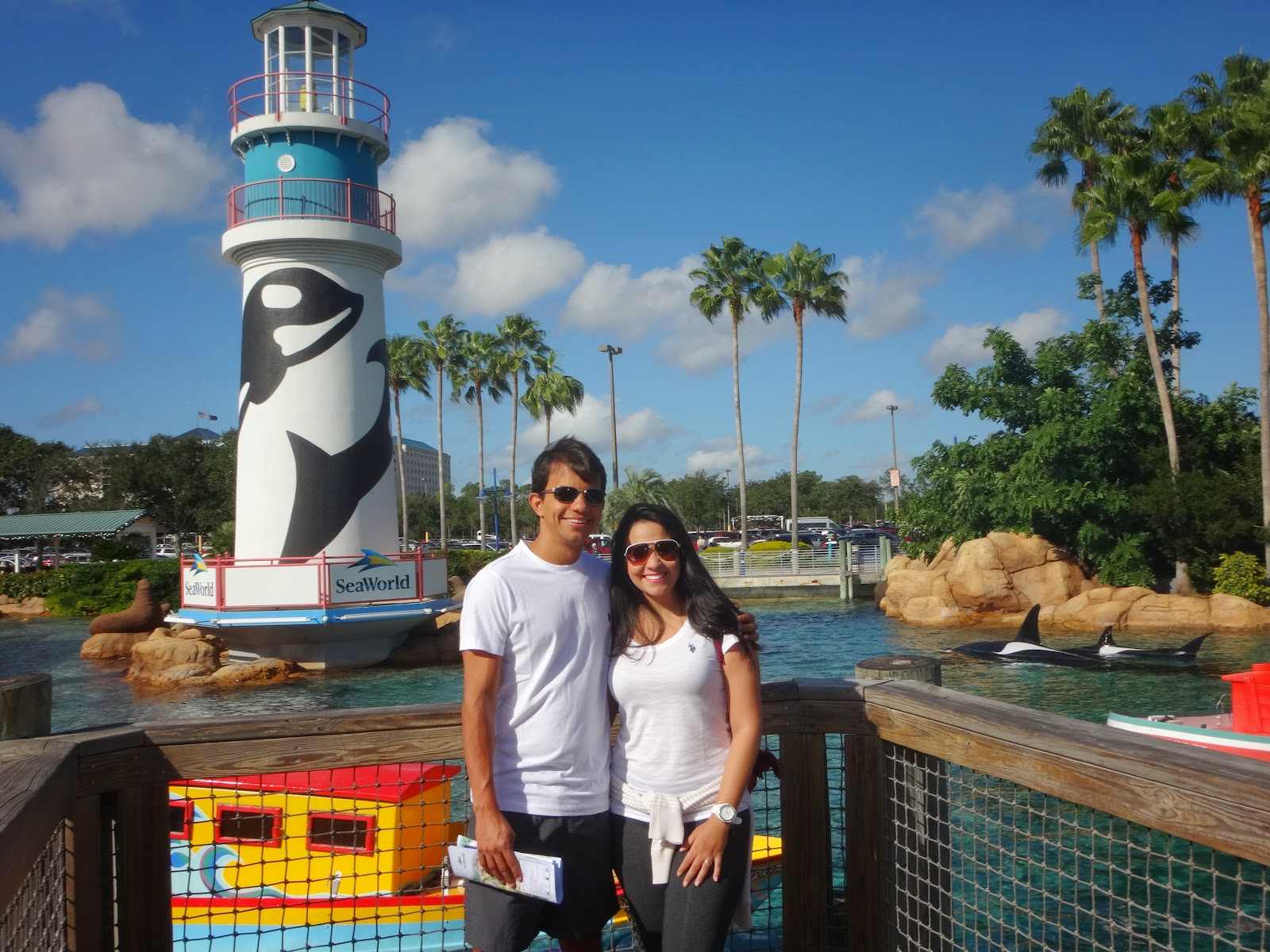 Parque sea world - orlando, florida