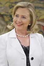 Hillary because...