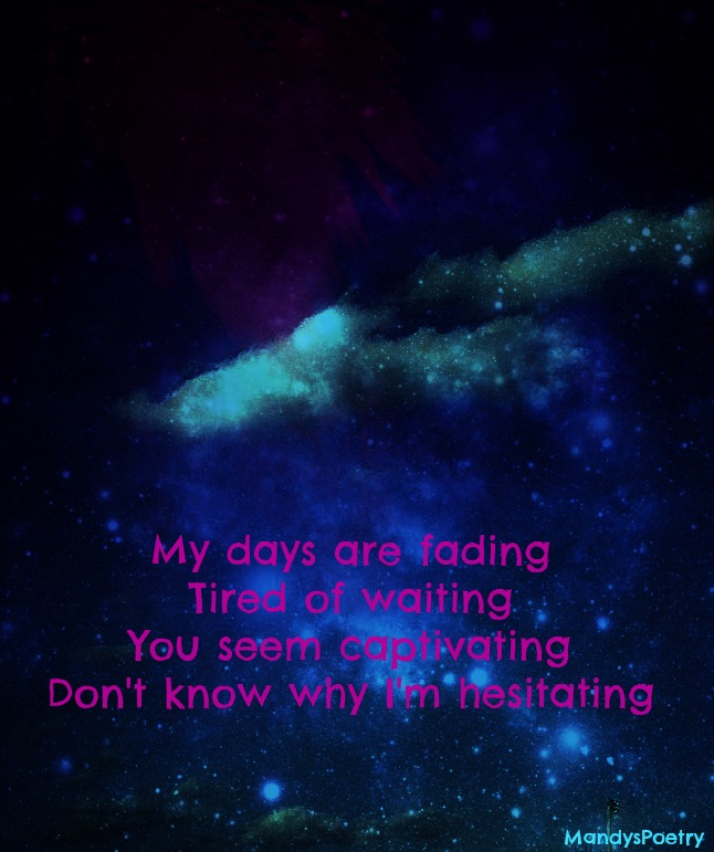 Fading - Micro Poetry