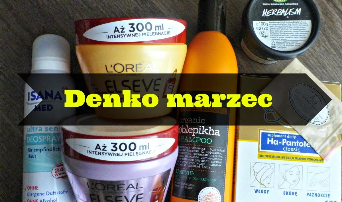 Marcowe denko