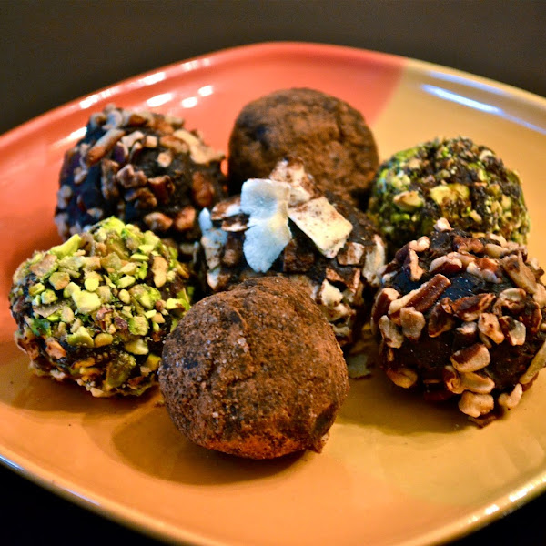 Truffles Galore to Have a Sweet Year!
