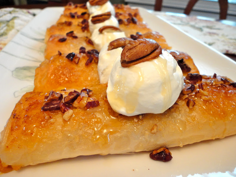 Cuisine with chilean flavor sweet pumpkin strudel forumfinder Images