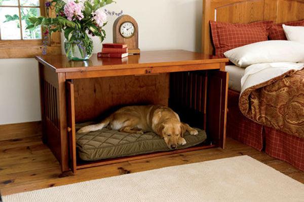 Deco mascotas muebles cuchas para mascotas - Muebles para mascotas ...