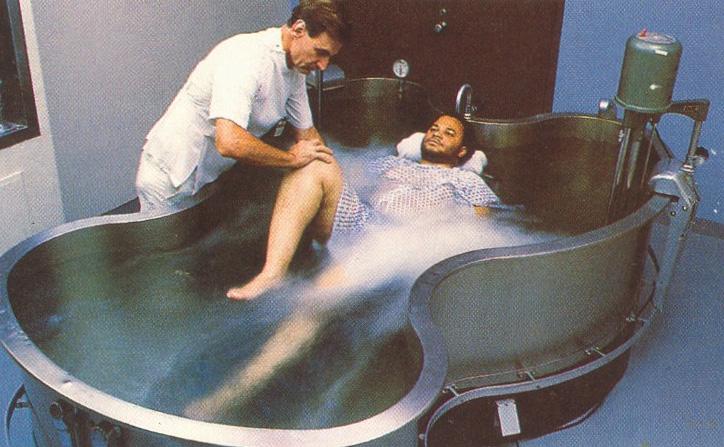 Baño En Ninos Con Fiebre:las contraindicaciones para hidroterapia baños de agua fría no se