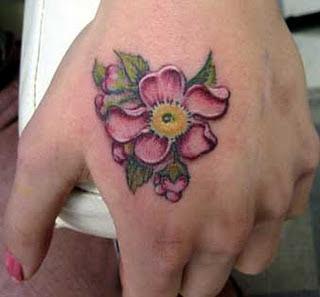 imagens, desenhos e fotos de tattoo de flores
