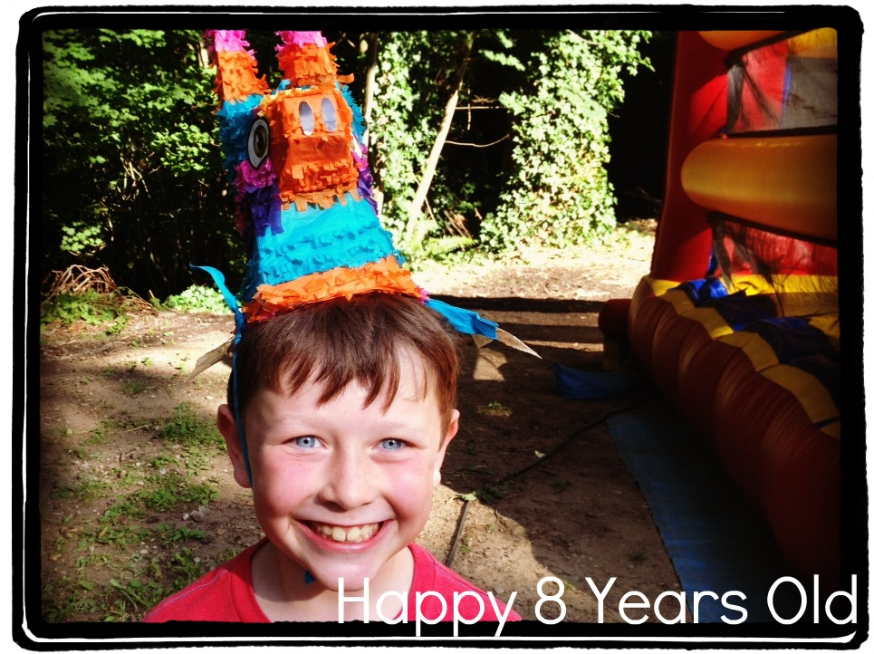 Beautiful Life: Nacho Libre Birthday Party