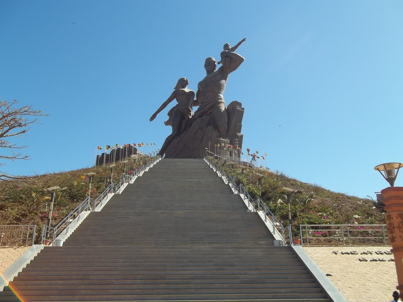 Monumento Renascença Africana