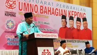 Derma RM2.6 bilion kerana kagum kelantangan Najib melawan Yahudi
