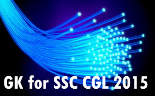 GK for SSC CGL 2015