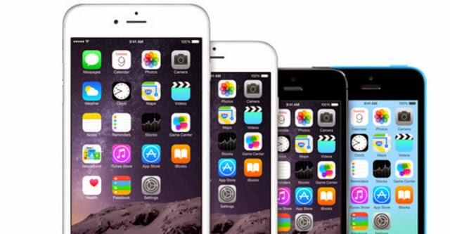 iPhone thay đổi thế nào sau 07 năm