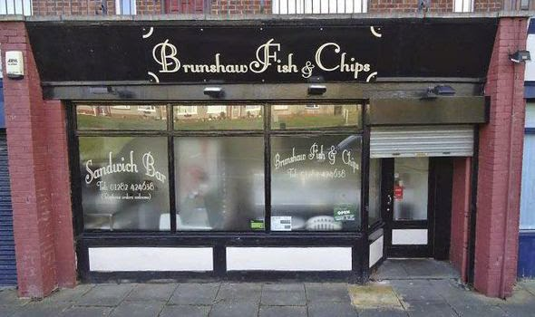 Fish and chip shop goes on sale for just £9,000
