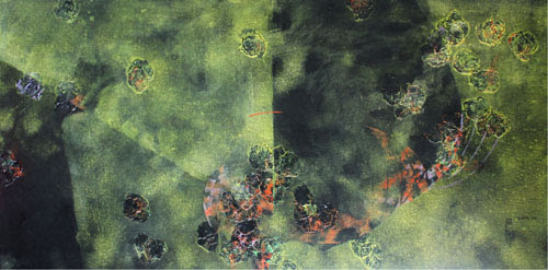Pradarshak presents Debut Solo Exhibition of Paintings by Asif Shaikh.