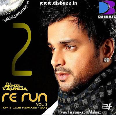 ReRun VOL.2 2013 (NoN StoP MiX) By DJ AKHIL TALREJA
