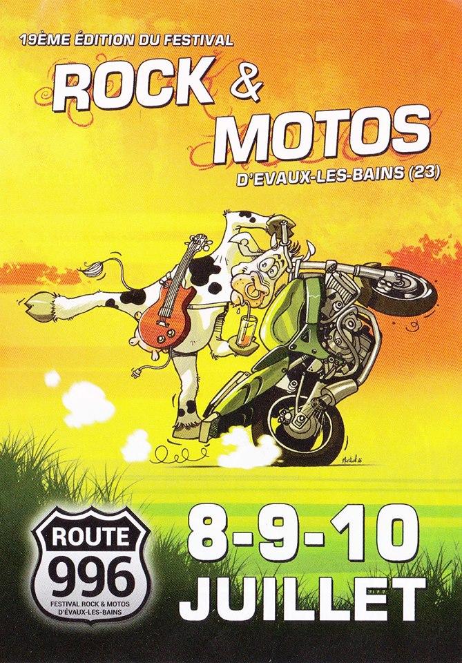 Rock et motos 2016