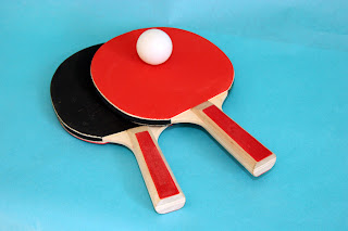 Singing a song is fun to do song ping pong - How much space for a ping pong table ...