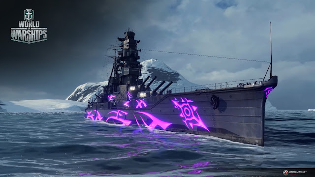 World of Warships and Arpeggio of Blue Steel PC Game Free Download