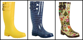 Chooka Rain Boots Giveaway