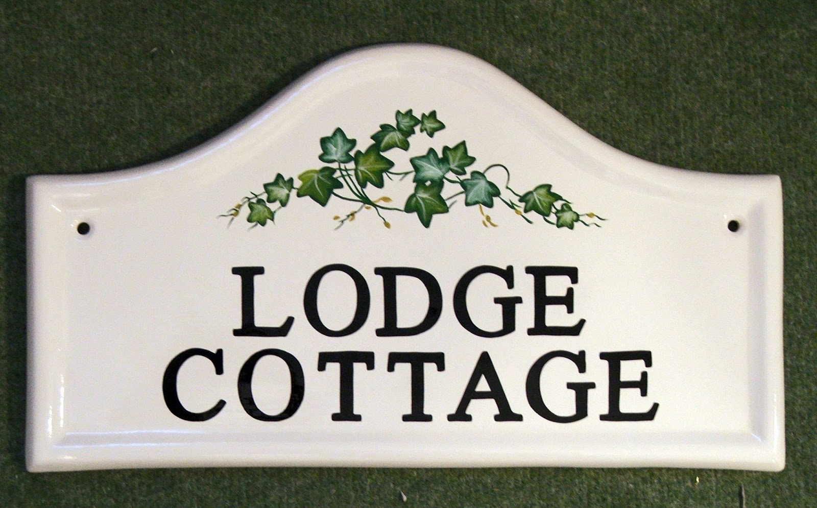 New Range Of Designs For The Ceramic House Signs House