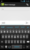 Google Hindi Input Keyboard Snaps