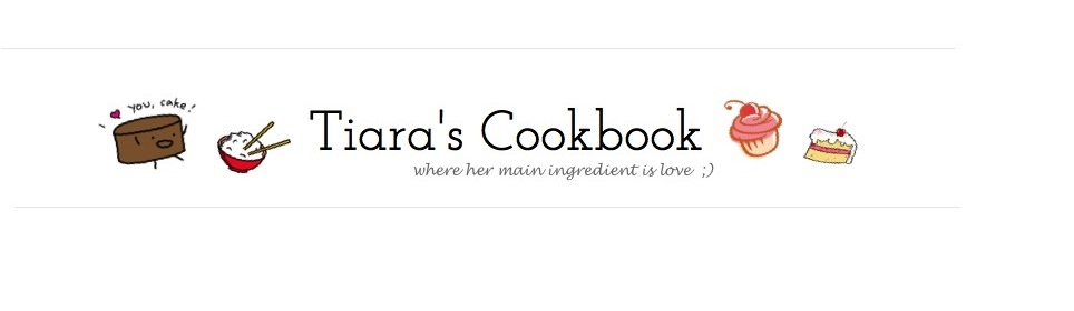 Tiara's Cookbook