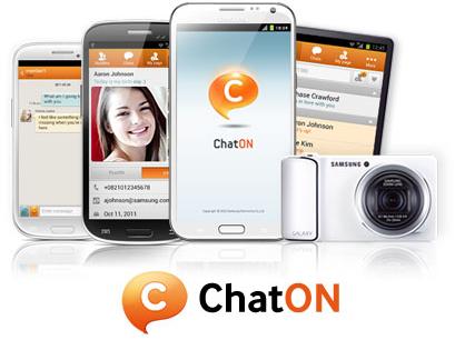 Chat On khusus Samsung - Aplikasi Samsung Android Terbaik