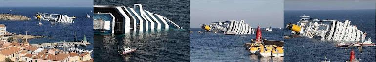 3)Гибель Коста-Конкордии - Титаника 21-го века.