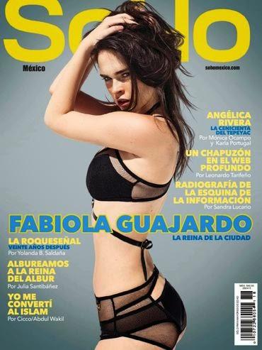 Fotos Fabiola Guajardo Revista SoHo México Marzo 2015
