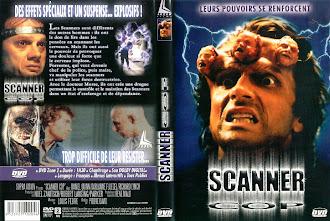 Carátula dvd: Scanner Cop (1994)