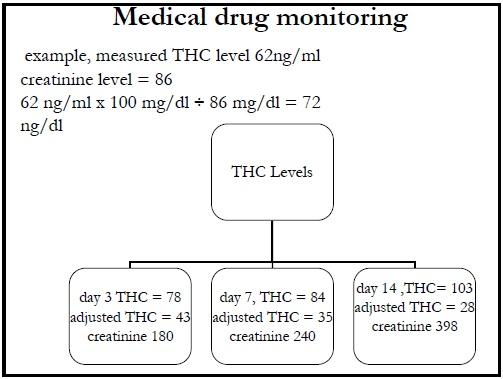 Medical drug monitoring