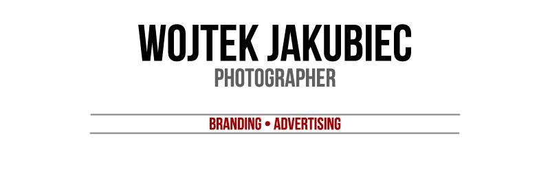 Wojtek Jakubiec branding & advertising photographer