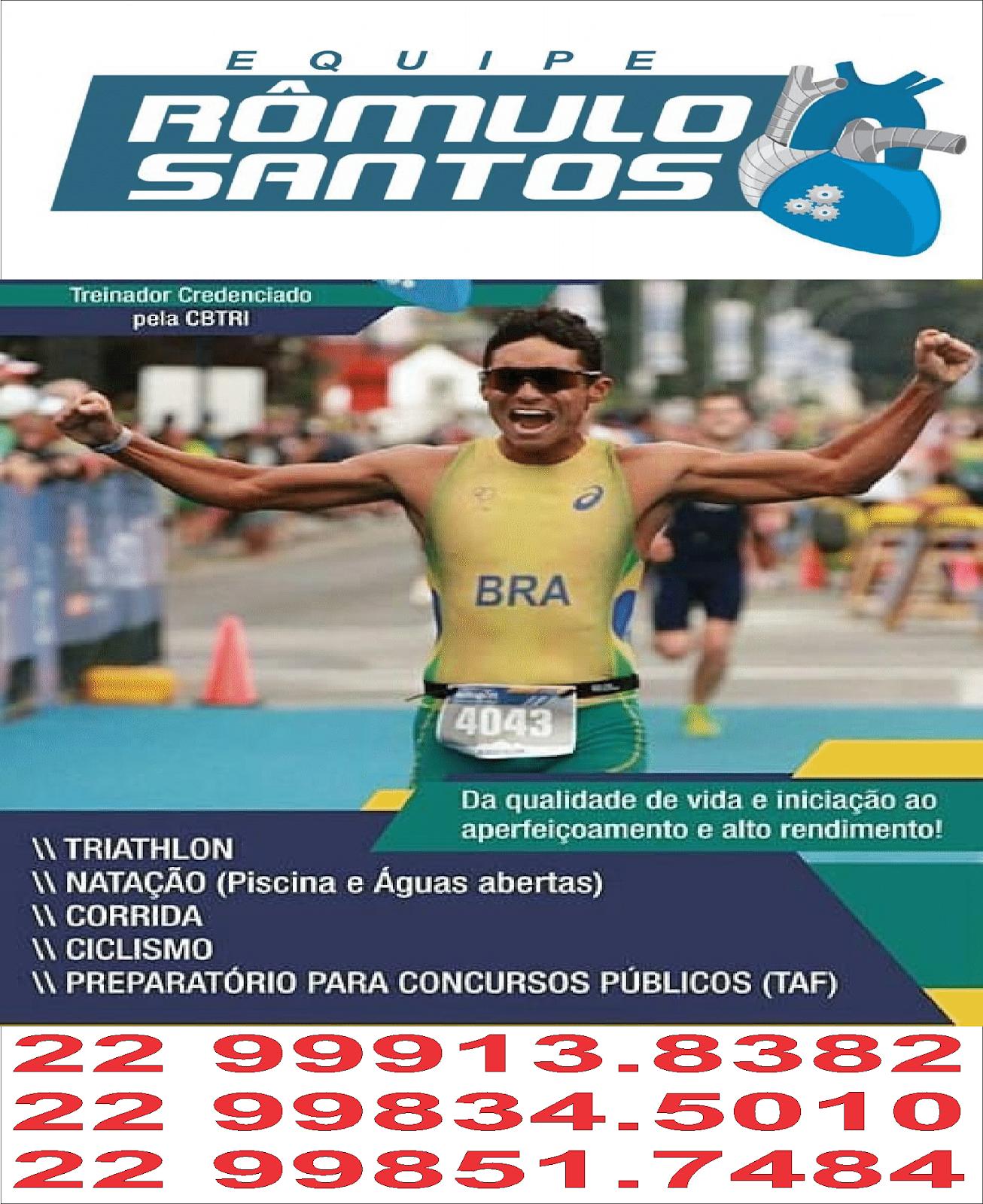 Equipe Rômulo Santos