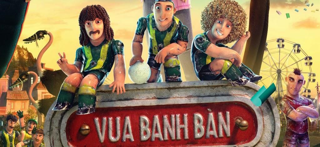 Vua Banh Bàn - Underdogs (2015) HD Vietsub
