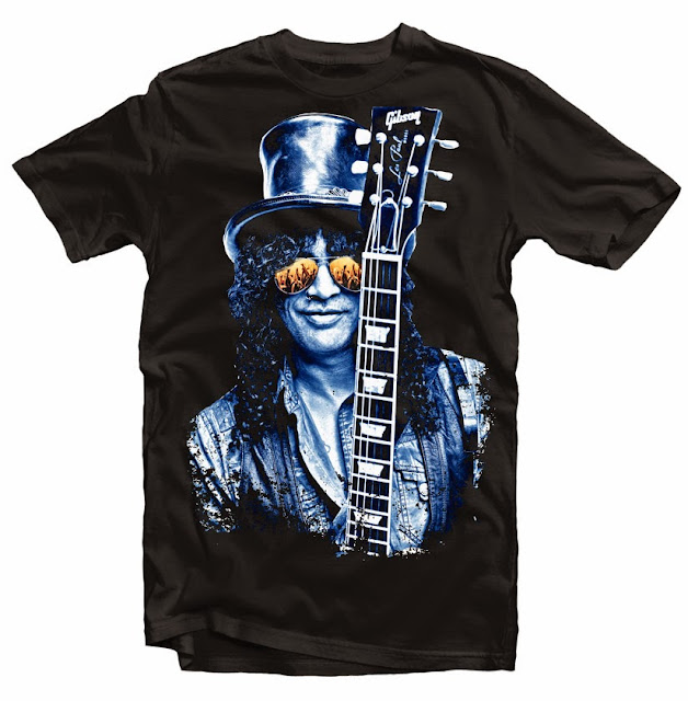 Slash Tshirt design