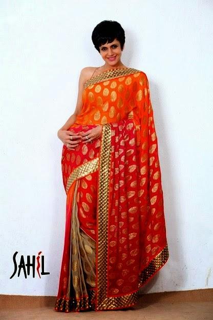 Mandira Bedi Presents Real Women Sarees