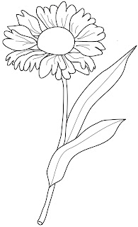 flower, motif, floral motif