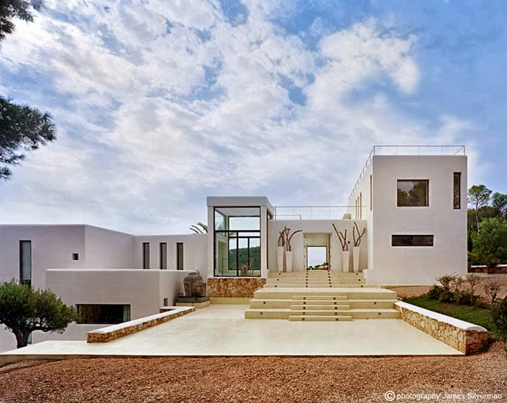 Ibiza dream home by Jaime Serra