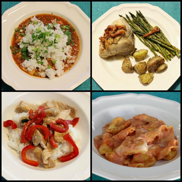 Weekly Eats: Healthy Comfort Balance | www.shealennon.com