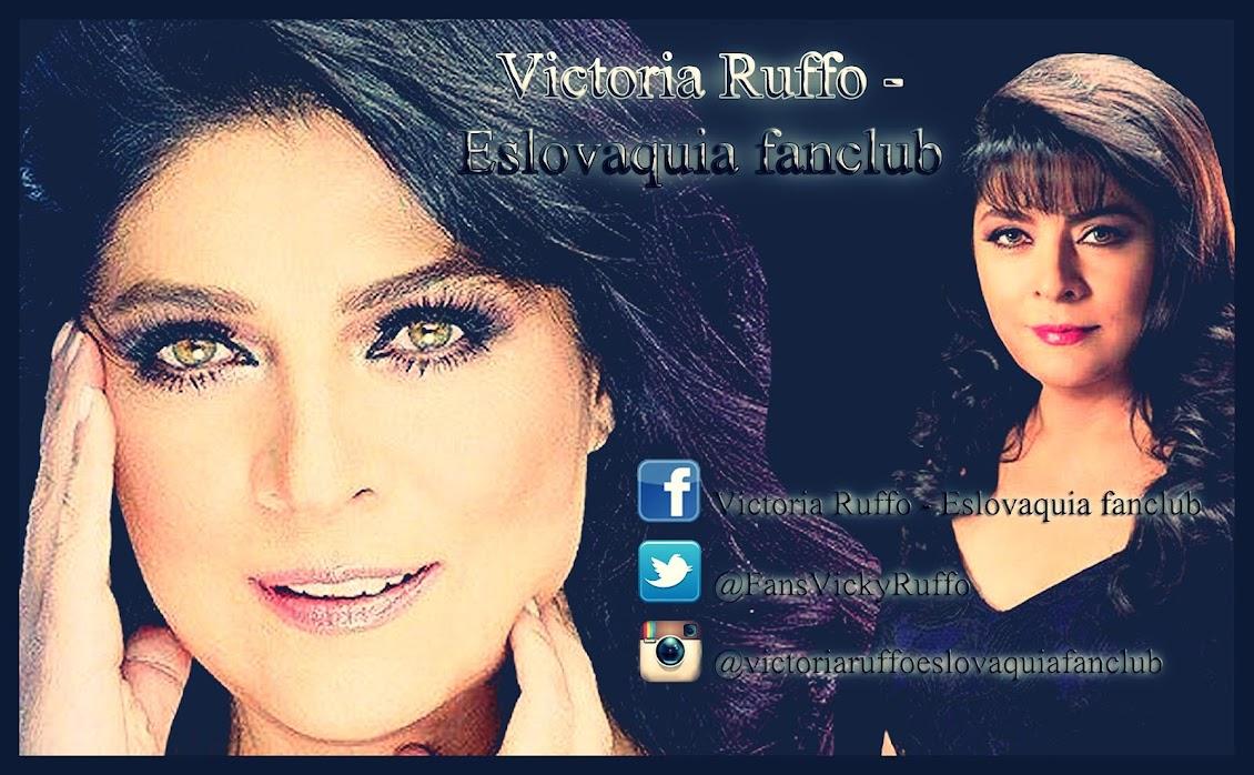 Fans de nuestra hermosa Vicky Ruffo