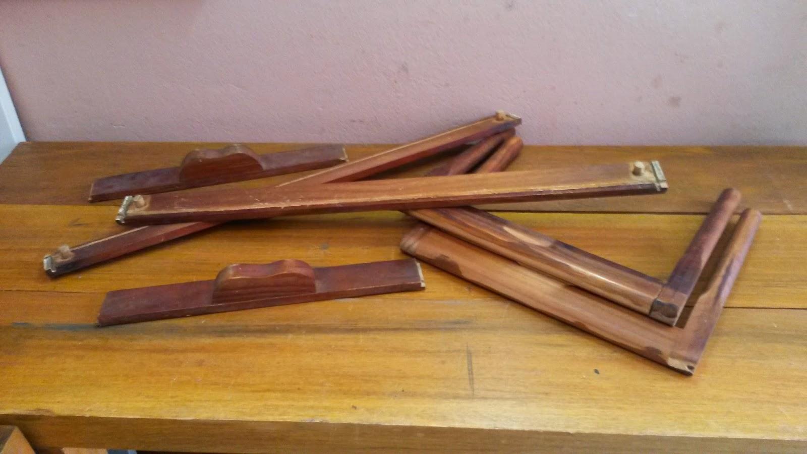 Oficina do Quintal: Como fazer uma bancada para Tupia #A67F25 1600x900