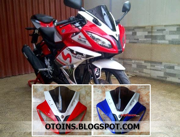 Harga Cover Headlamp Variasi Yamaha R15